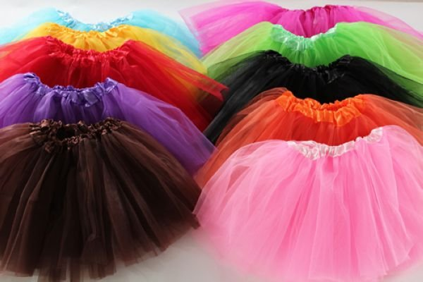 EMS-Free-Shipping-100pcs-Baby-Tutu-Skirts-18-Colors-Pink-Zebra-Lepoard-Rainbow-Violet-All-Hot