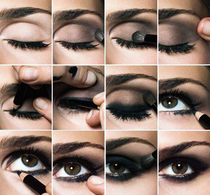How To Do Smokey Eyes 1mhowto