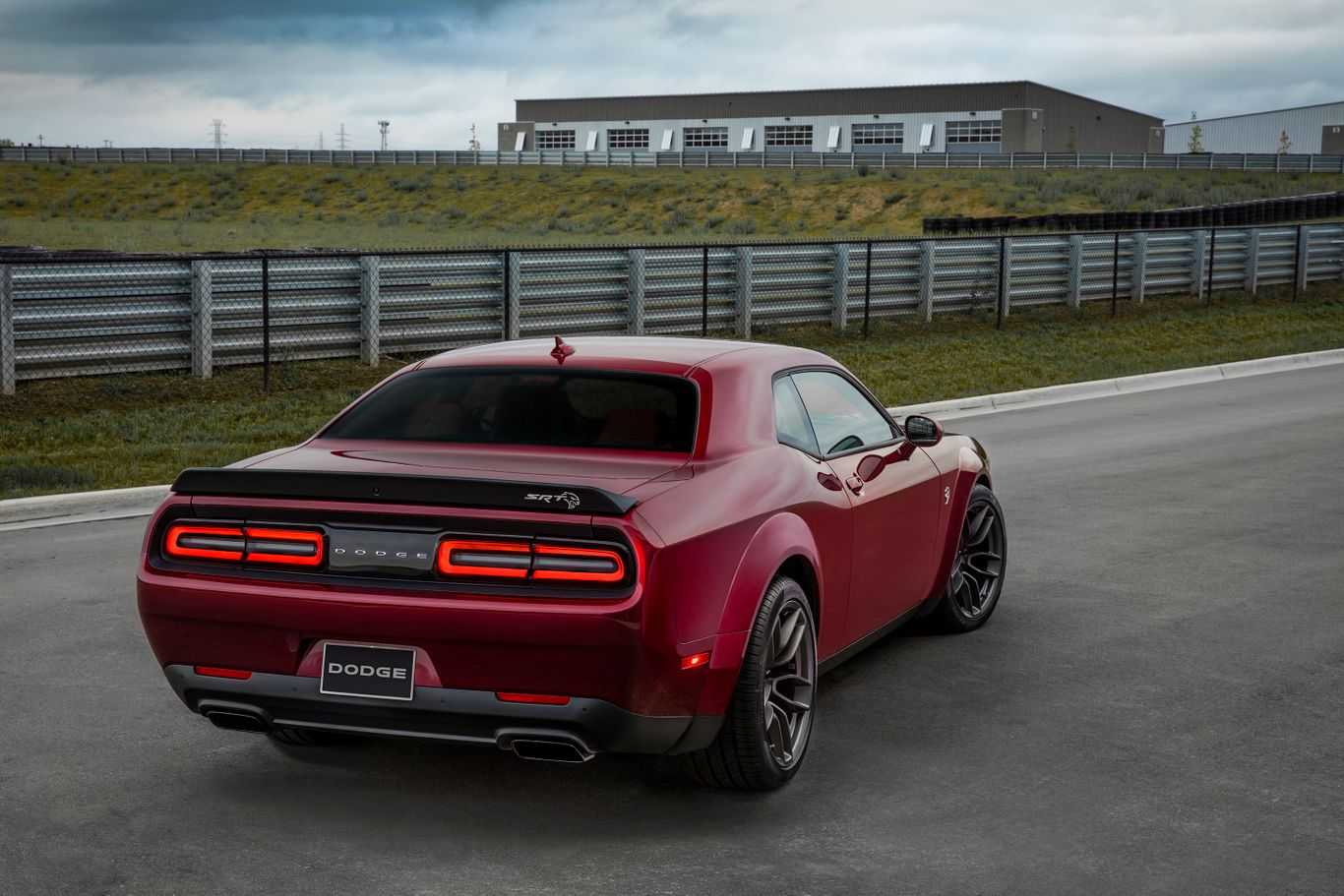 , Dodge Has Made A Widebody Challenger Hellcat And You Want One