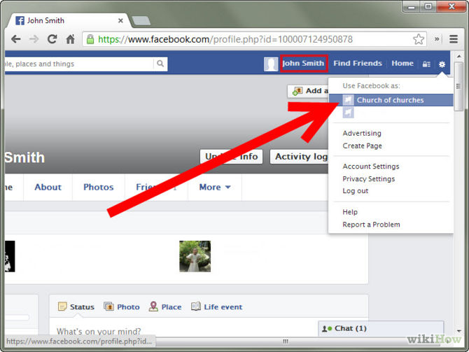How to crate a Facebook Page?