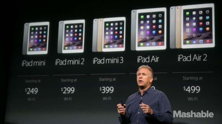 iPad Air 2 and iPad Mini 3 Now Available for Preorder
