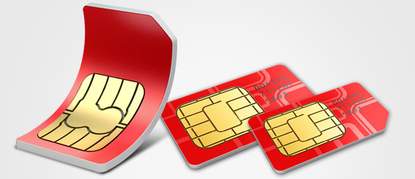 Data recovery for SIM cards