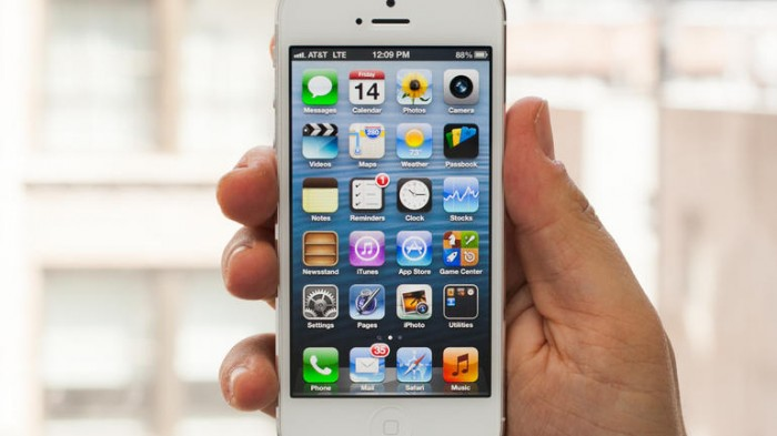 Reduce spam mails on iPhone, iPad (Mini), iPod Touch