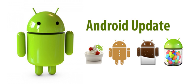 , How to update your Android tablet or smartphone