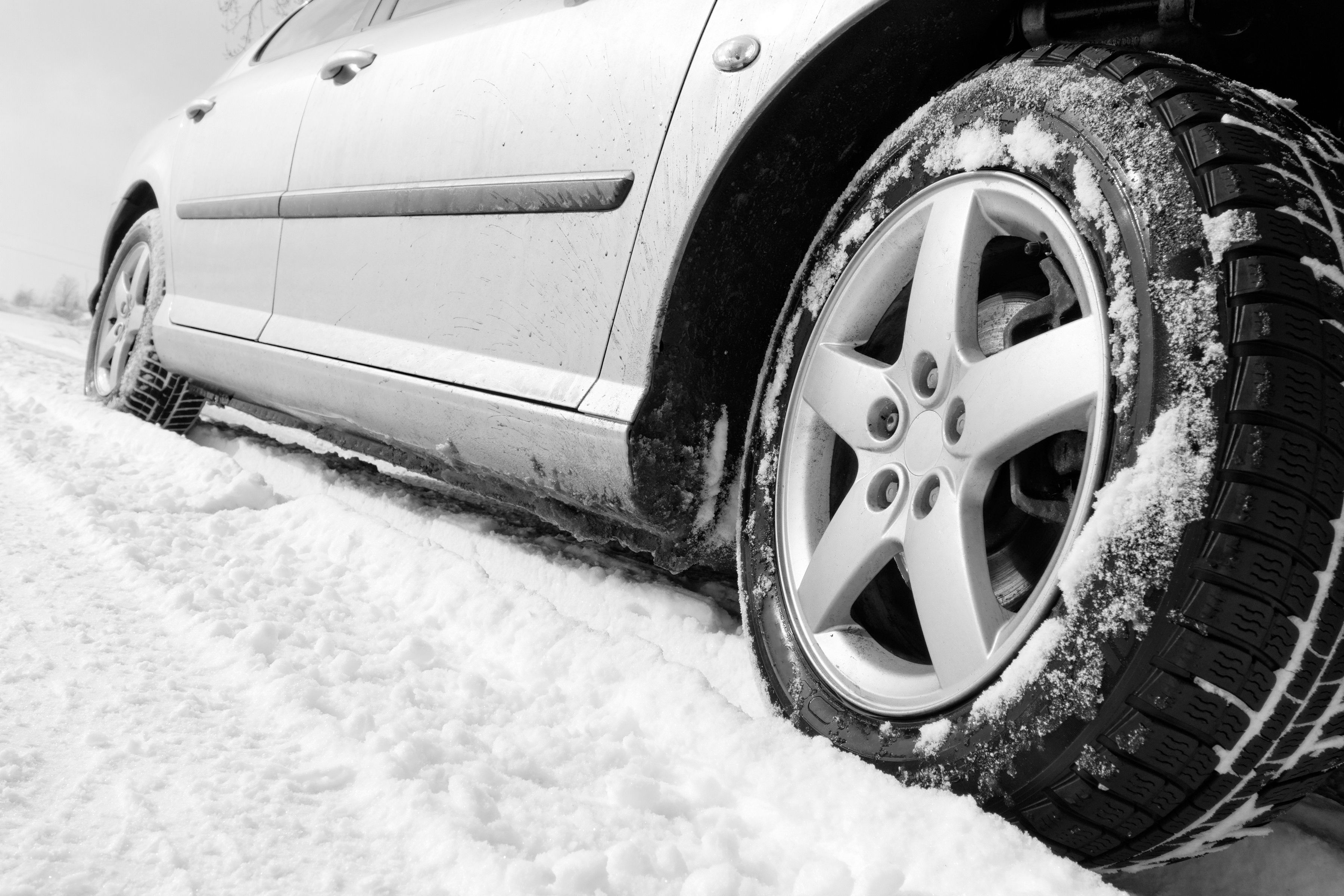 , Safety Tips for Driving in Snow