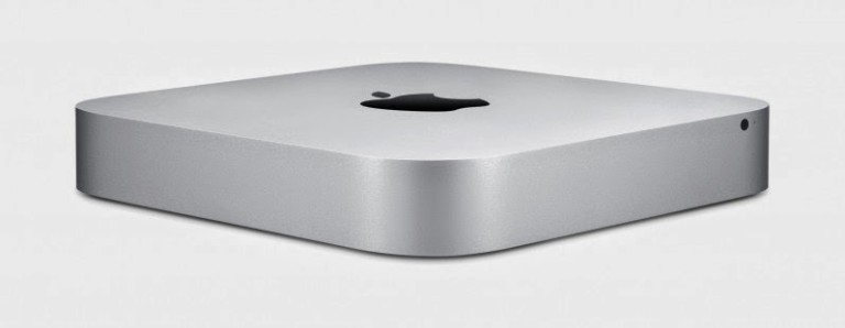 Apple updates the Mac mini with 4th-gen Intel processors