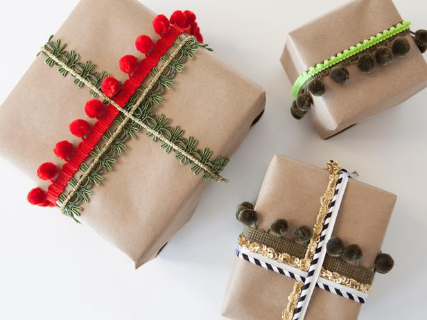 How to wrap a present (video)