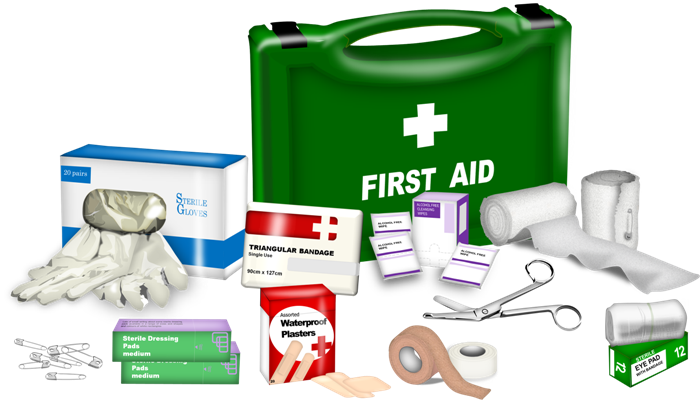 How to pack First-Aid Kit