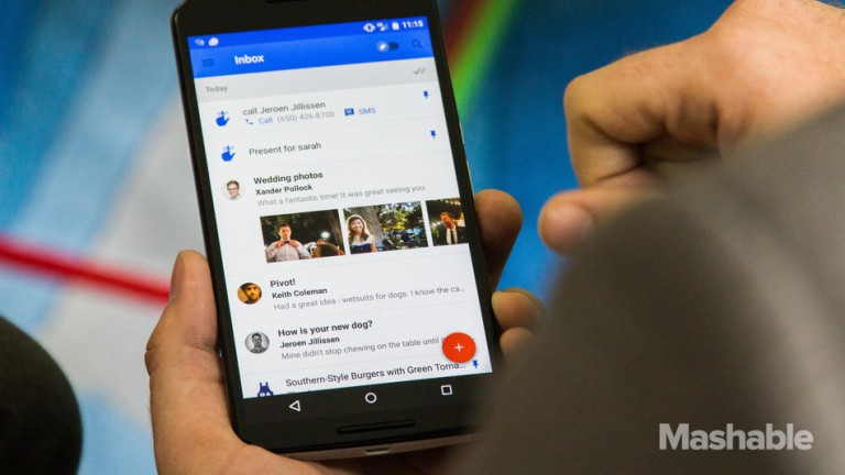 5 Google Inbox features that will make email suck less