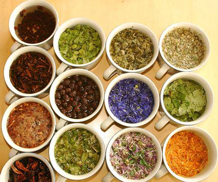 Miraculous herball tea