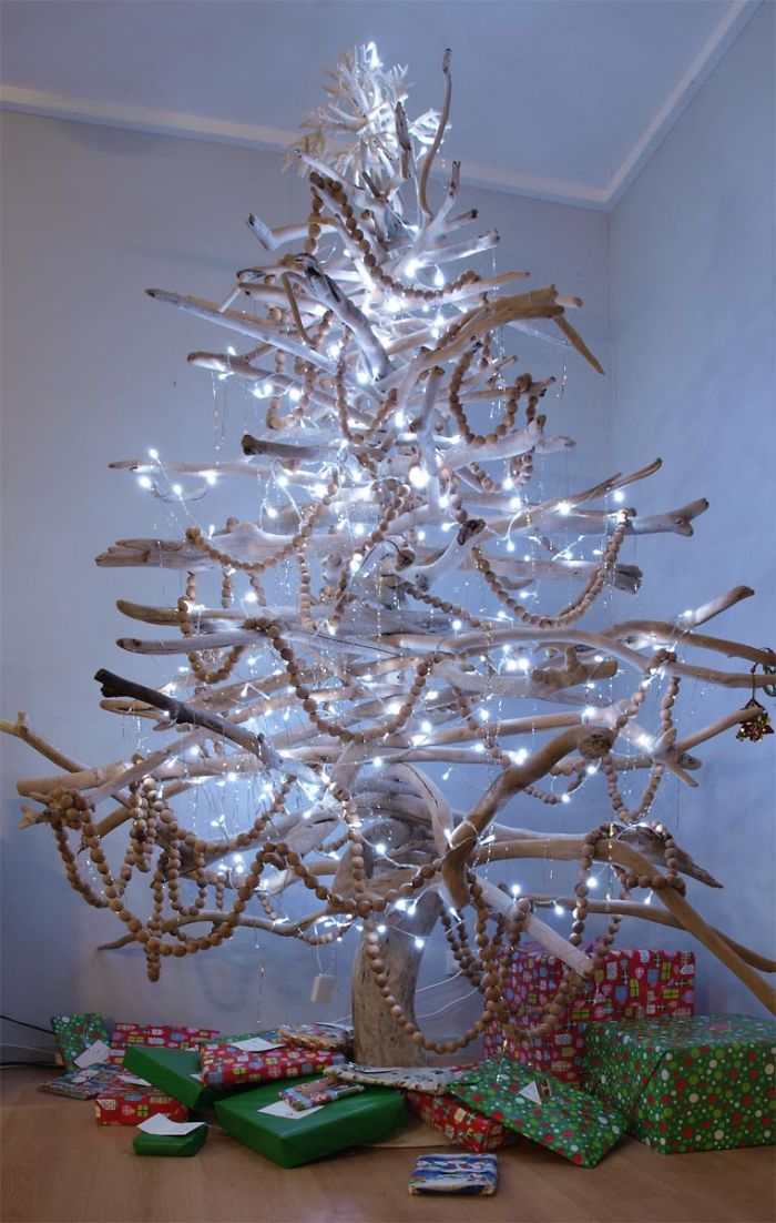 8 of the most creative Christmas tree ideas