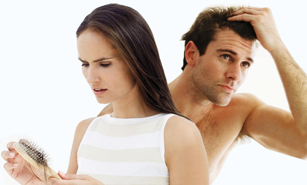 How to reduce hair loss