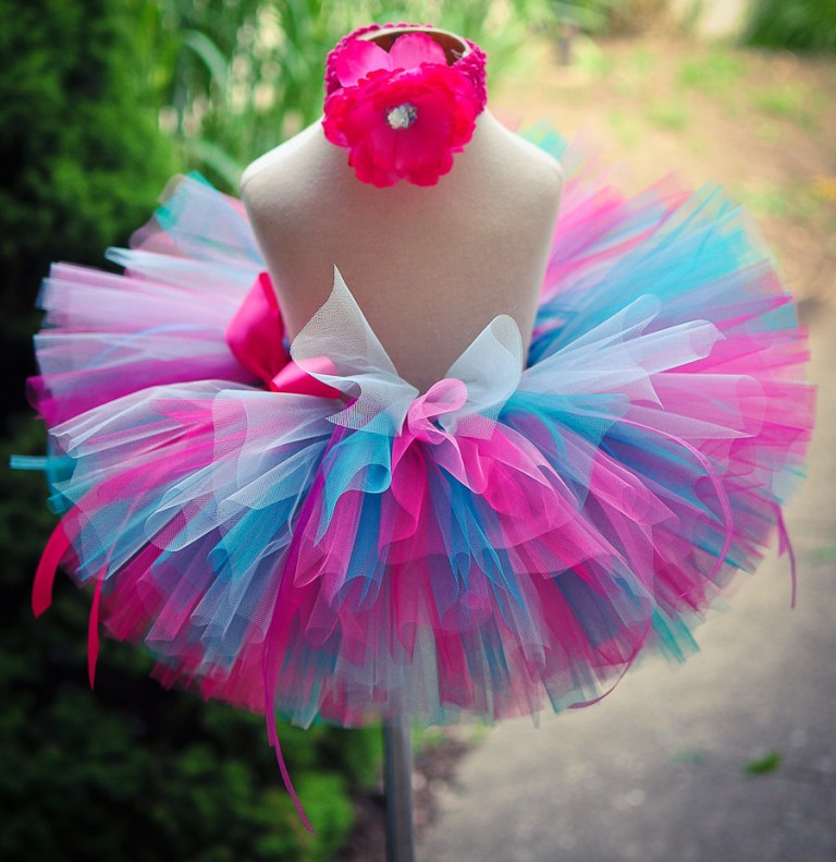 How to make tutu skirts