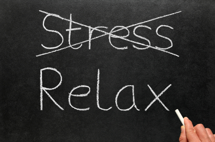 Advices for releasing the stress