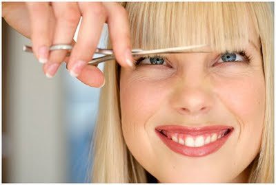 How to choose the perfect bangs for the shape of your face