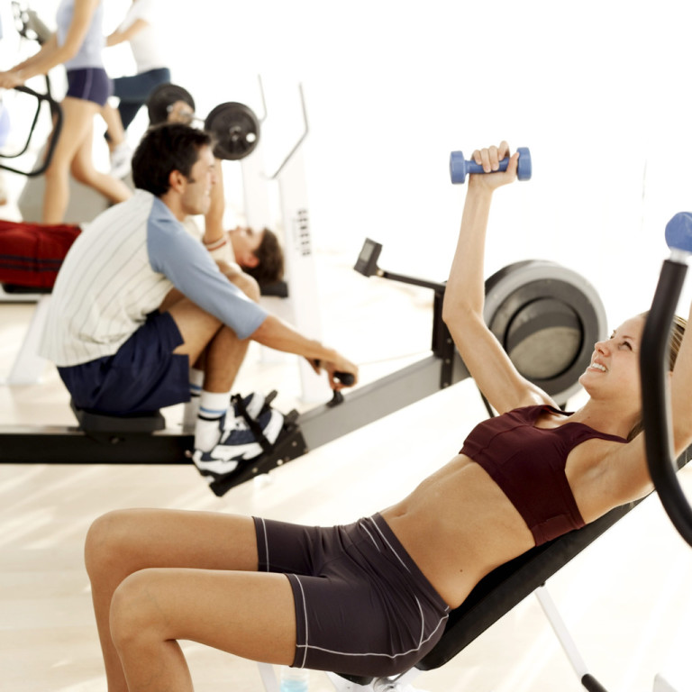 Gym exercises that are futile torture