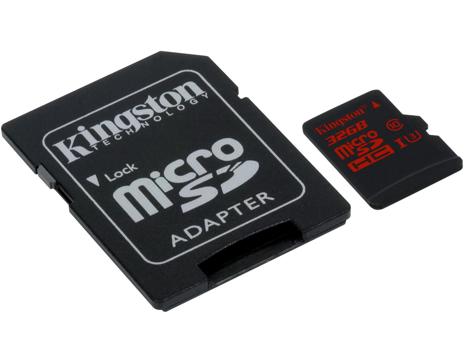 Kingston Digital SDCA3 microSD card