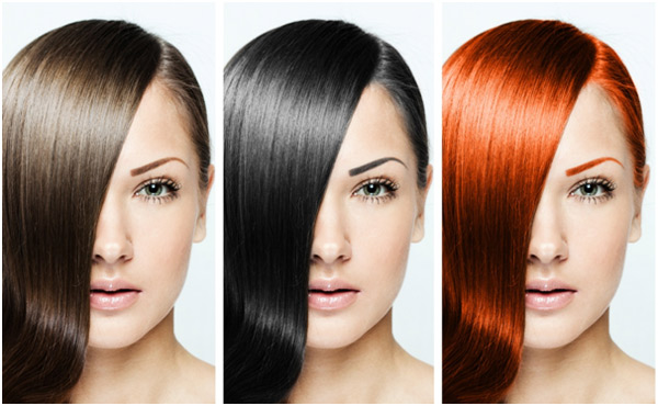 How to choose a proper hair color