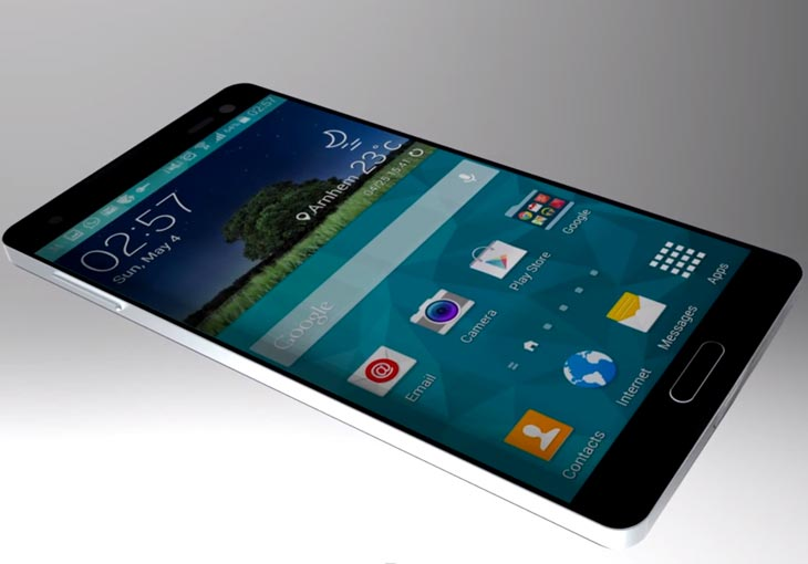 What to expect from the new Samsung Galaxy S6