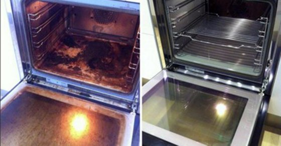 You've Been Cleaning Your Oven the Wrong Way Your Entire Life