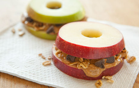10 energizing healthy snacks