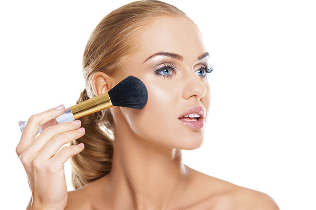 , How to Perfectly Apply Blush According to Your Facial Contours