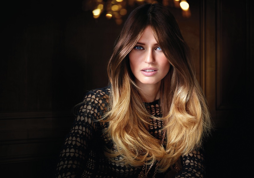 , The difference between ombre, balayage and flamboyage