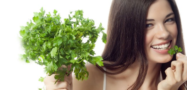 Homemade Parsley Lotion That Will Make Your Skin Perfect