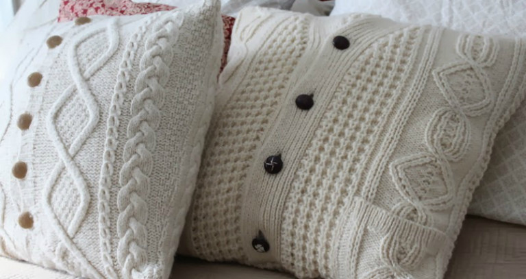 Perfect ideas for DIY pillows