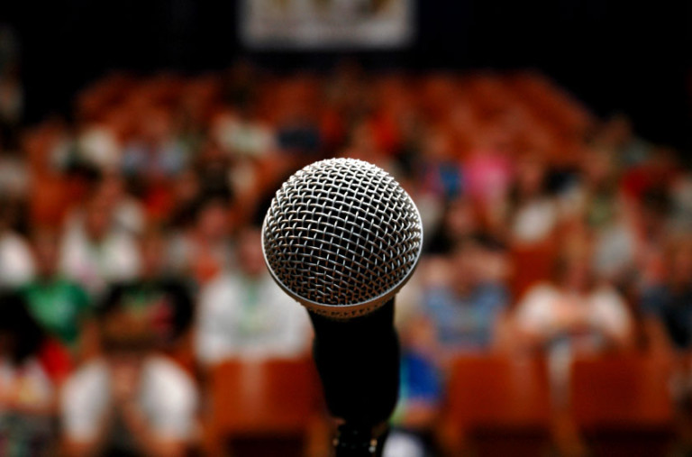 The art of perfect public speaking