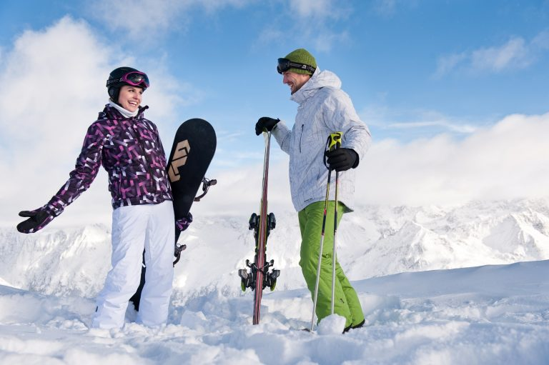 How to be trendy on the ski trails