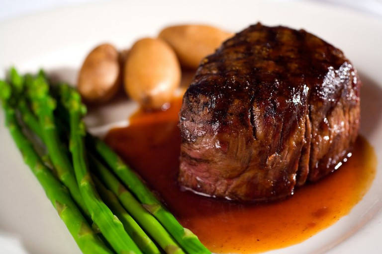 Seven steps for a perfect steak
