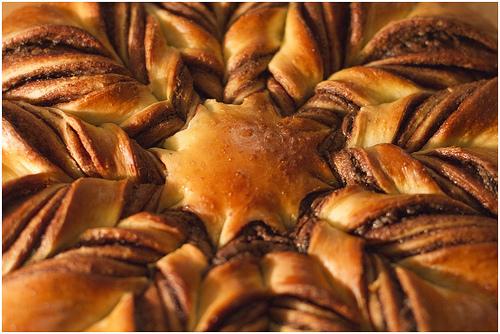 Nutella Bread Star recipe