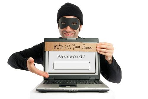 Protect yourself from online identity theft