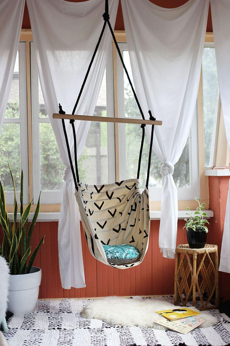 , DIY hammock chair