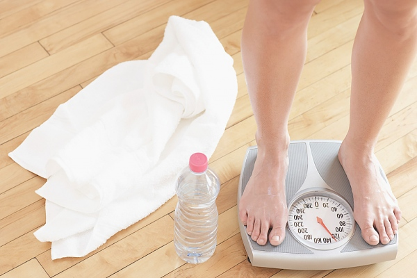 , Lose weight by drinking water