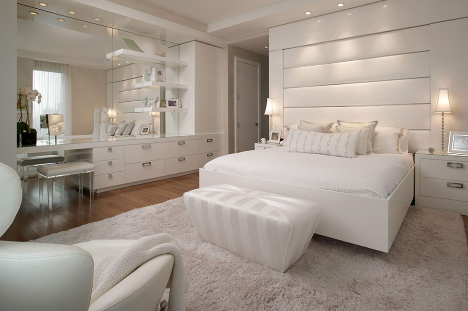 , How to arrange your bedroom – your private oasis