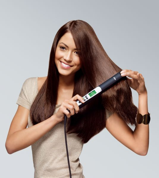 Flat ironing your hair – What you need to know