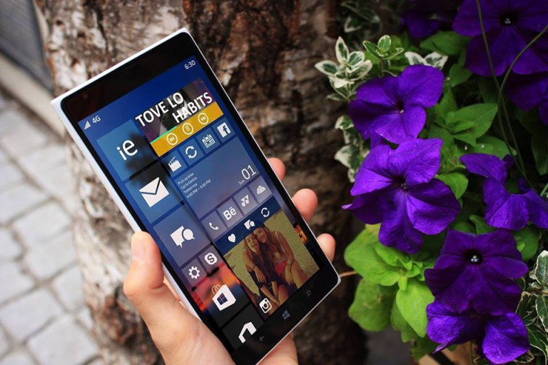 The release of Windows 10 Technical Preview for smartphone
