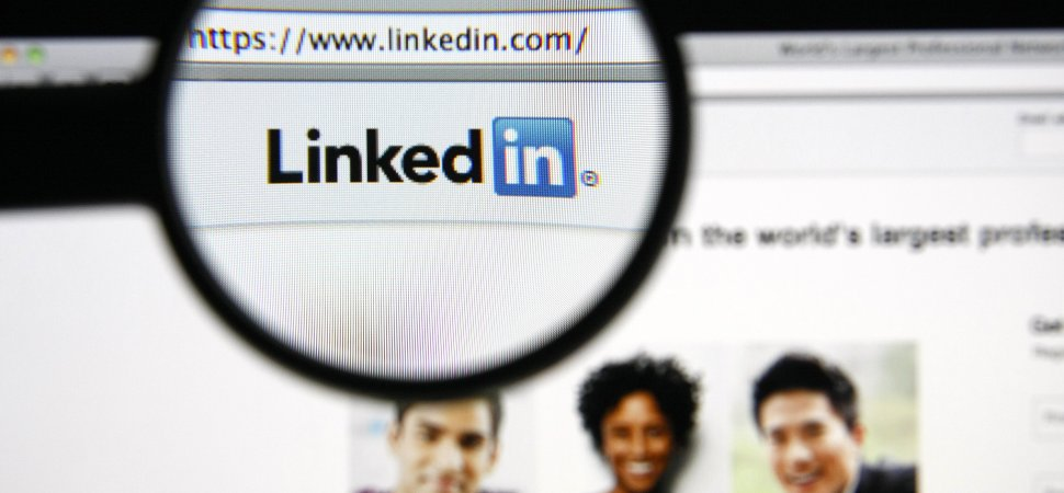 , 4 simple tips that can improve your LinkedIn profile