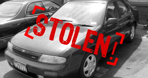 Be smart- how to avoid purchasing a stolen car