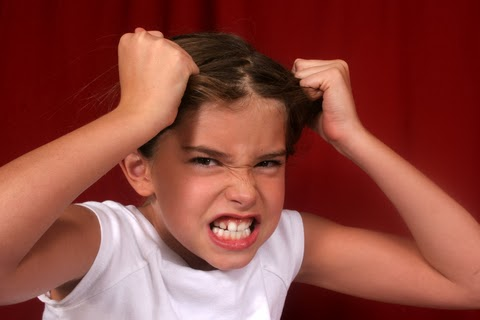 7 advices for dealing with child's tantrums