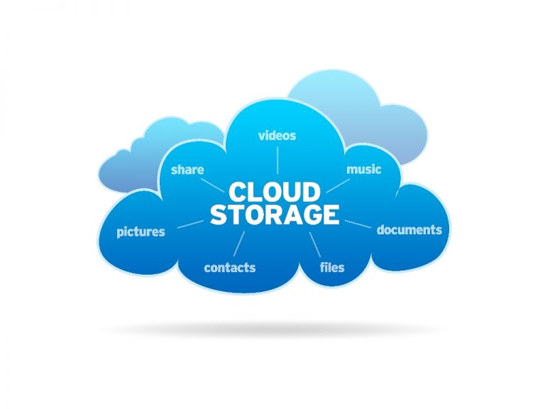 How to store your data in the cloud for free