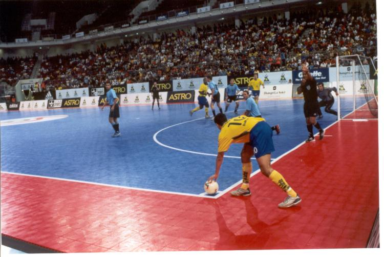 How to play Futsal
