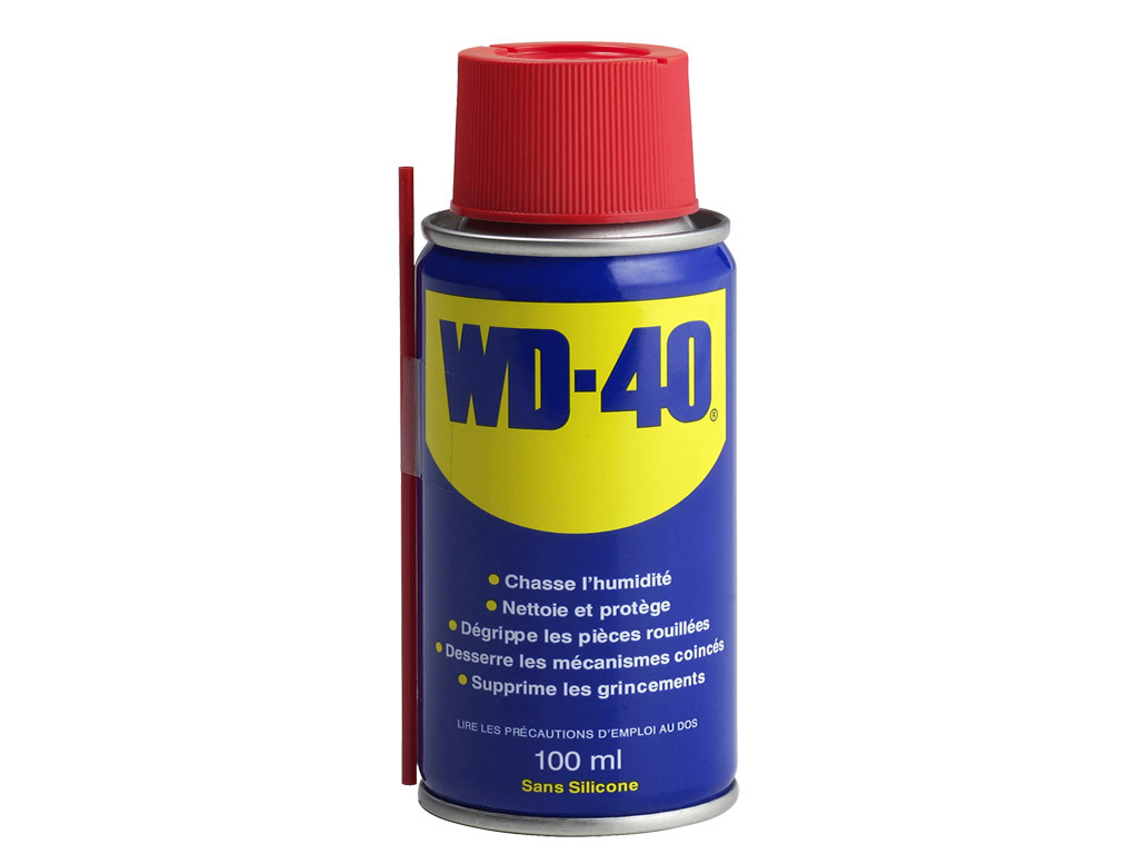 How WD-40 got its name?