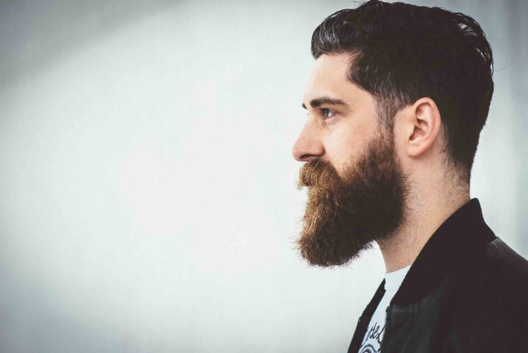 How to get thick beard