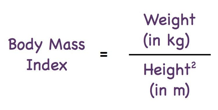 how to calculate body mass index  bmi