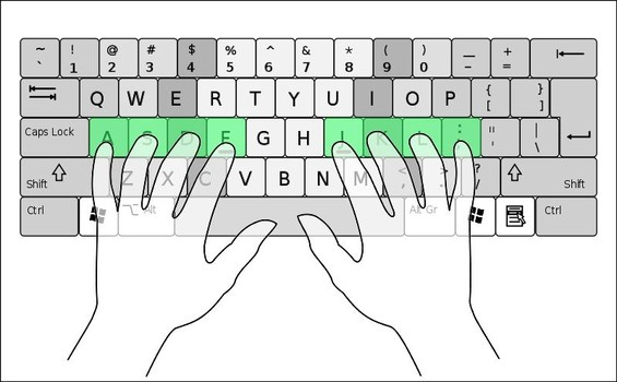 How to improve your typing skills