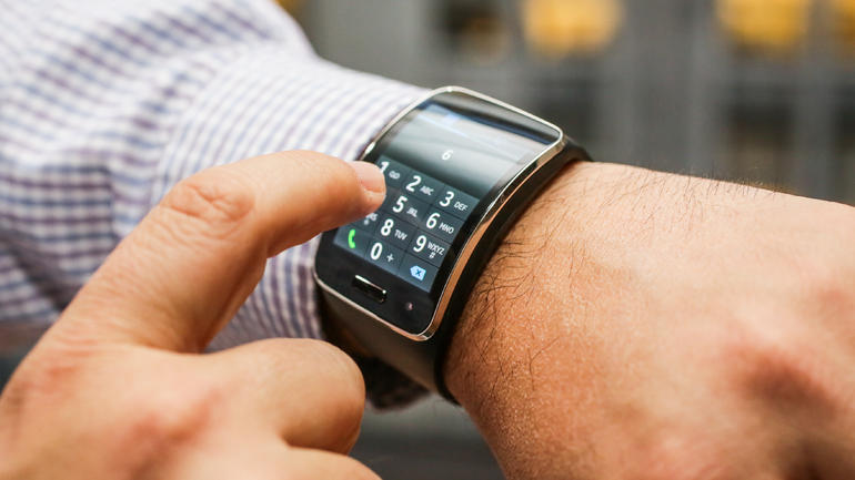 4- samsung galaxy gear s