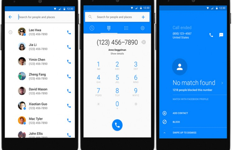 Hello – Facebook's Android Only Social Caller ID App
